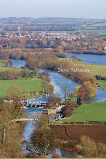 The Thames in Oxfordshire